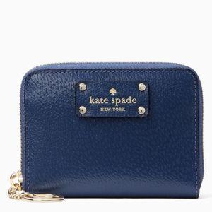 🔥NEW Kate Spade (Wellesley Dani) keychain wallet